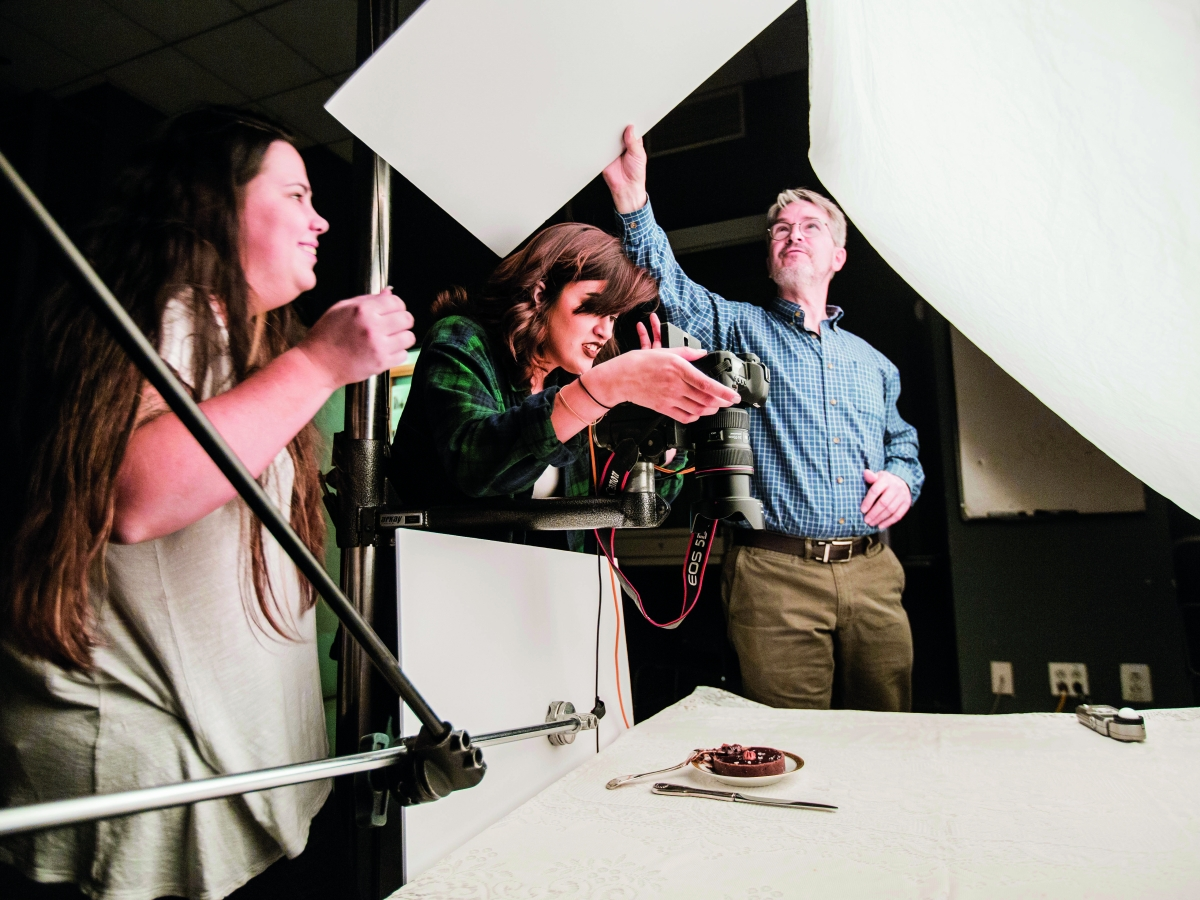 Photo Student Experience - John Woodin Studio