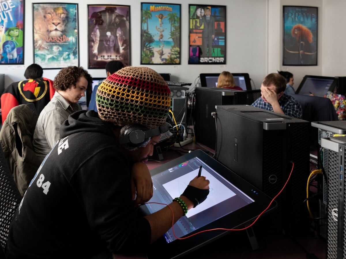 Film & Animation Student Experience