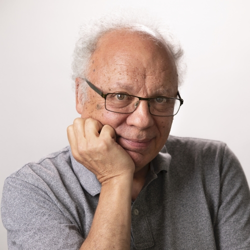 A headshot of Buzz Spector, visiting Ph.D. faculty
