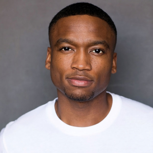 Keenan Washington headshot