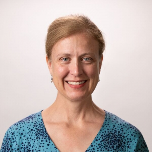 A headshot of Ph.D. candidate Rose Benson