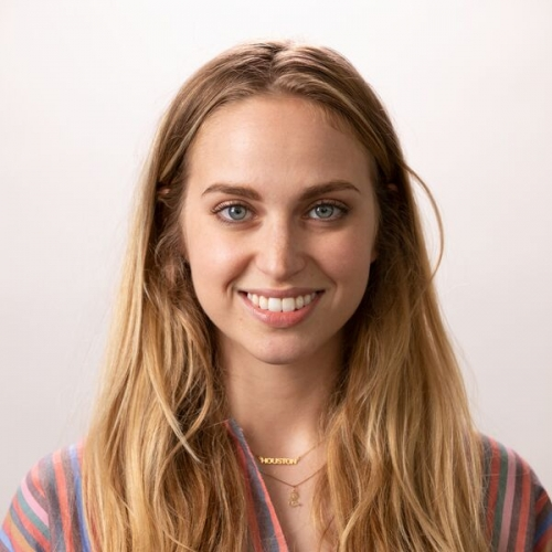 A headshot of Ph.D. candidate Susannah Eig.